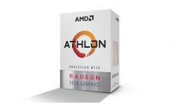 Procesor AMD Athlon 200GE YD200GC6FBBOX (3200 MHz (min);3200 MHz (max);AM4;BOX)