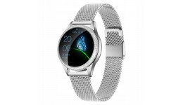Smartwatch OroMed ORO-SMART CRYSTAL SILVER