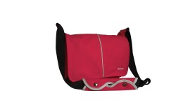 Torba do laptopa Addison 1301 (10,2 cal;kolor czerwony)