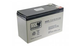 Akumulator MPL POWER ELEKTRO MWS 7.2-12 12V 7.2Ah